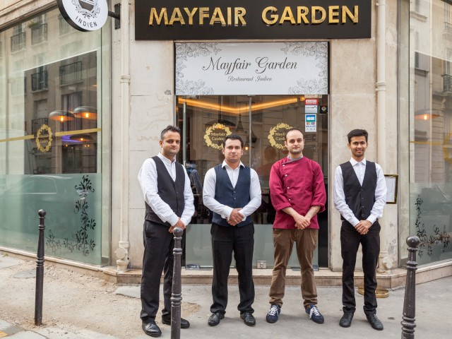 Mayfair Garden